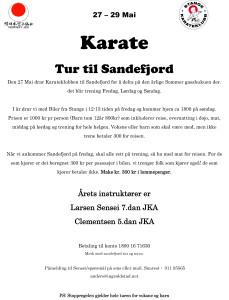 Tur til Sandefjord Mai 2016